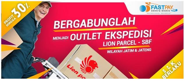 Kesempatan Besar Menjadi Agen Ekspedisi Lion Parcel