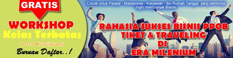banner workshop mitra fastpay