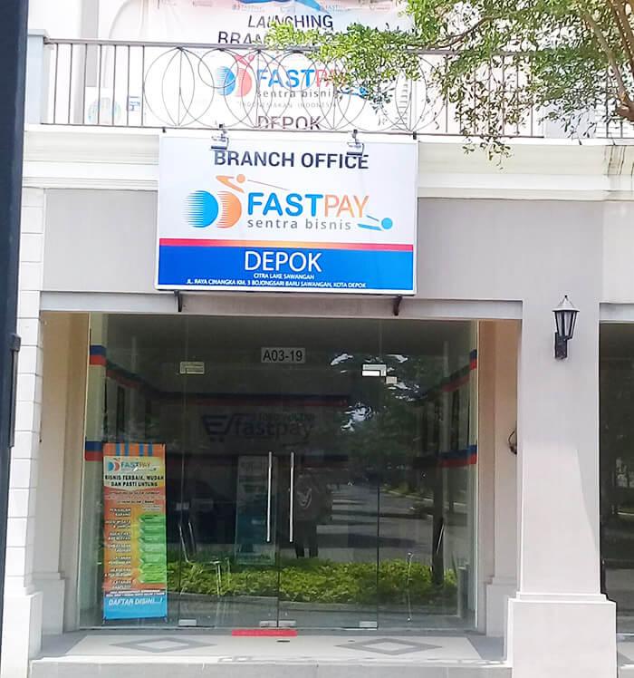 Fastpay Cabang Depok Menjadi Pusat Belajar Bisnis Tanpa Gagal