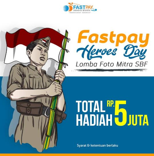 Lomba Foto Mitra Sentra Bisnis Fastpay