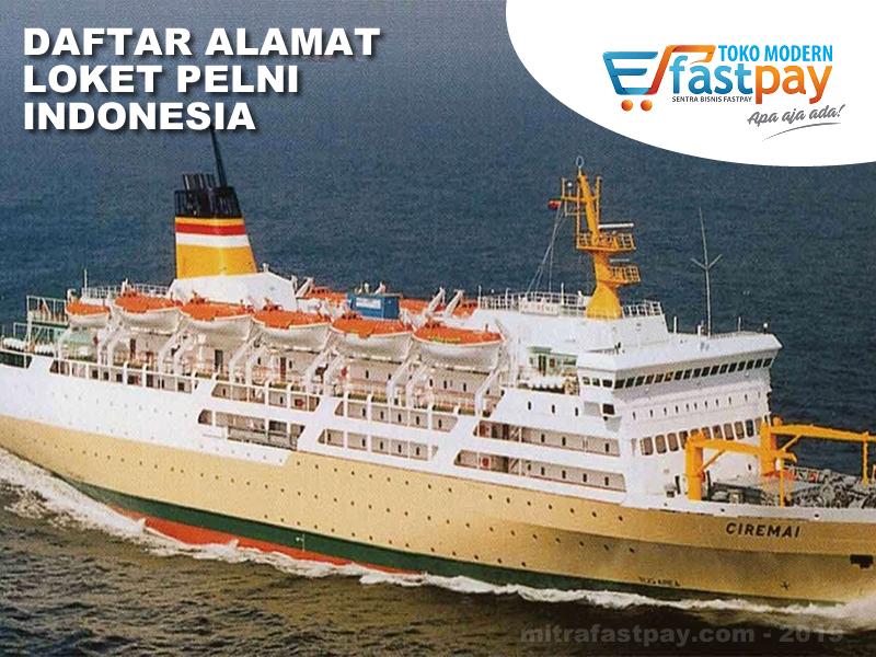 Daftar Alamat Loket Pelni Lengkap Di Indonesia Dan Cara Pemesanan Tiket Online