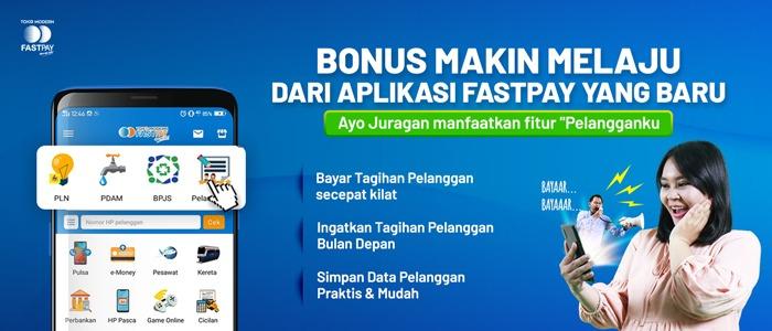 Bonus Melaju dari Aplikasi Mobile Baru! Yuk Manfaatkan Fitur Pelangganku!