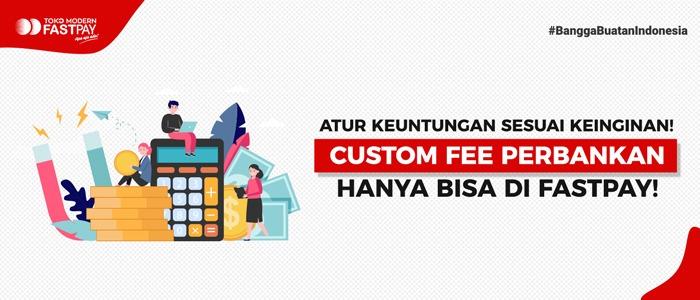 HARUS TAU! Atur Keuntungan Sesuai Keinginan dengan Custom Fee Perbankan!