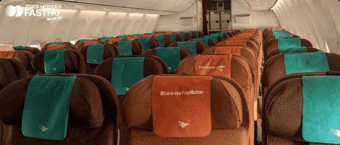 Jadwal Garuda Indonesia Januari 2021