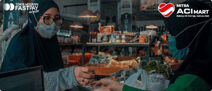 Deposit Fastpay Kini Lebih Mudah di Minimarket ACI Mart